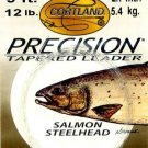 Cortland Precision Salmon 12 Lb 9 Ft Tapered Leader