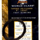 Fenwick Fast Sinking 9' Tapered Trout Polyleader