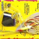 Strike King 1/4 oz Bleeding Chartreuse Elite Buzz Bait
