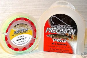 Cortland Precision Pike WF 8 Floating Fly Line