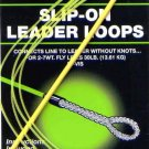 Cortland Chartreuse Slip-On Leader Loops For 2-7wt Line