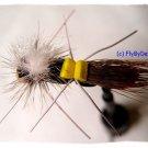 Chernobyl Ant (Hopper) Twelve Size 8 Fly Fishing Flies