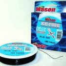 Mason 20 Lb 100 Yds Ice-Free Coated Braid Fishing Line