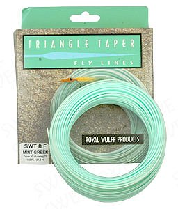 Royal Wulff Float Triangle Saltwater Taper 7wt Fly Line