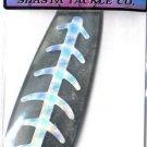 """Shasta 4-1/2"""" Nickle/Silver Sling Blade Trolling Dodger"""