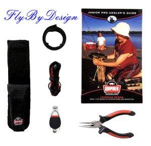 Rapala Pro Angler's Tool Combo, New 5 Piece Fishing Kit