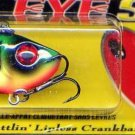 "Strike King 2-1/2"" Red Eye FireTiger Sexy Shad Lure"