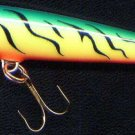 "Rapala Fire Tiger Floating 3-1/2"" Balsa Lure #F9 FT"