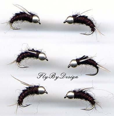 Northfork Special Fly Fishing Nymph Twelve Hook Size 8
