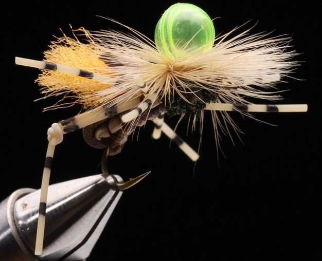 UniBobber Glow-In-the-Dark Fly Tying Bobber Indicators