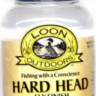 Loon Pearlescent Red Hard Head Fly Finish Cement
