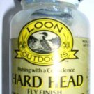 Loon Pearlescent Blue Hard Head Fly Finish Cement