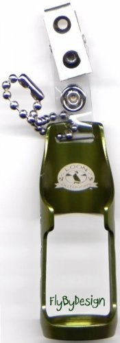 Loon Aluminum Caddy for 1/2 oz Fishing Floatants Bottle