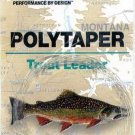 Climax 6 ft Intermediate PolyTaper Trout Fly Leader