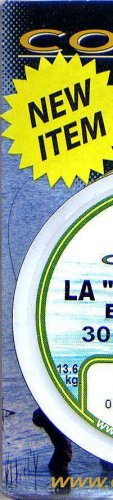 Cortland LA PE Xtra Thin Fly Line Backing 30 LB 100 YDS