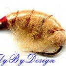Tan Scud Fly Fishing Nymphs - Twelve Hook Size 14 Flies