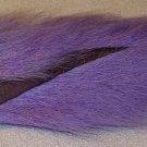 Premium Large Lavender Tail Deertail Bucktail Fly Fish