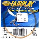 Cortland Fairplay 6x (2.5 Lb test) 9' Tapered Leader