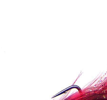 Mustad Ultra Point #6 Red Dressed Treble Hooks - 2 Pak