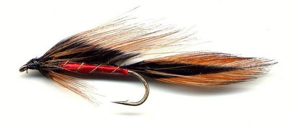 Matuka Spruce Streamer Fly Fishing Flies, Twelve Size 8