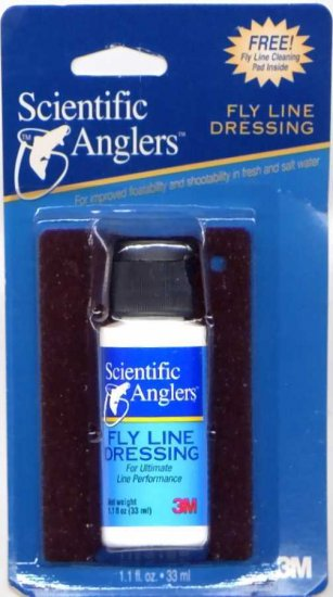 Scientific Anglers Fly Line Dressing & Cleaning Pad