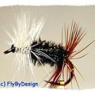Renegade Fly Fishing Dry Flies - Twelve Hook Size 16