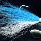 Original Deadly Blue Shad 1-1/2 ounce Hyper Striper Jig