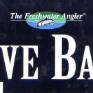 """Live Bait & Doughbait Fishing"" Freshwater Angling Book"
