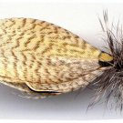 Hornberg Natural Gray Fly Fishing Dry Flies - Size 6