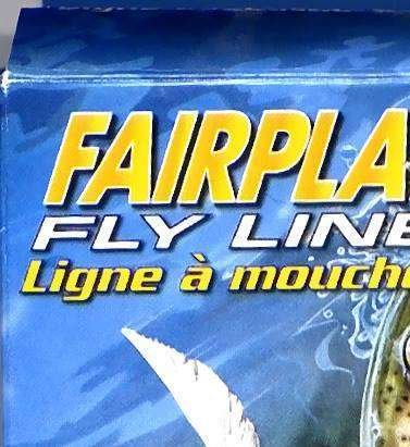 Cortland Fairplay Sinking Rocket WF5S Fishing Fly Line