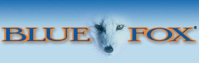 Blue Fox Pixee Gold & White Egg-Sac 7/8 oz Spoon