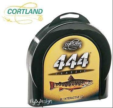 Cortland SYLK 444 Classic WF6 Floating Fly Line