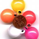 "FlyBobber 3/4"" Strike Indicators 5 pak Assorted Colors"