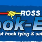 Hook-Eze Hook Holder & Tying Device for Hooks & Swivels