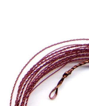 Furled 8 Lb Chameleon Fly Fishing Leader 7 Ft + Ring