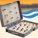 Scientific Angler Durable Rustproof Medium Foam Fly Box