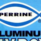 Perrine # 98 Aluminum Rustproof Light-Weight Fly Box