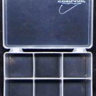 Cortland Clear Durable Stackable 6-Compartment Fly Box