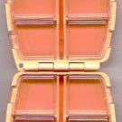 Fishing Small Folding Twelve Compartment Fly Box