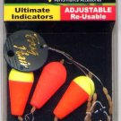Frog Hair Adjustable Re-Usable Ultimate Indicators