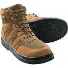 Chota Abrams Brown Fishing Wading Boots - Size 8