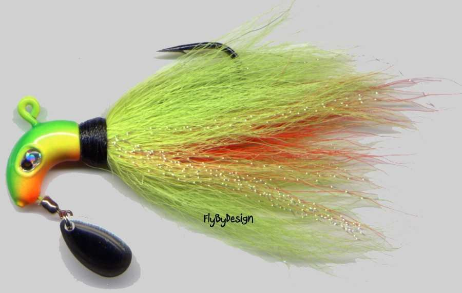 Fire Tiger 1/2 ounce Hyper Striper Fishing Jig