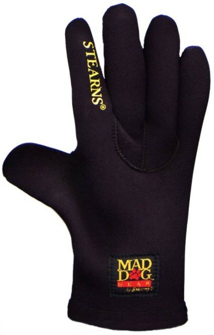 Stearns Warm Neoprene Fishing Gloves - Size Medium