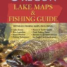 Oregon Lake Maps & Fishing Guide (all color) by Lewis