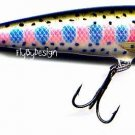 Rapala CD-7 Countdown Rainbow Trout Sinking Lure 2-3/4""
