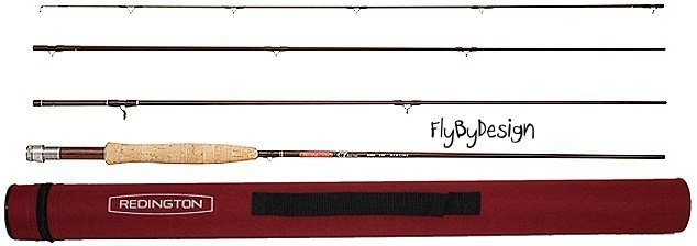 Redington Classic Trout 6wt 9 ft - 4 pc Fly Fishing Rod
