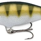 Rapala SR07 YP Deep Runner Shad Rap Yellow Perch Lure