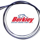 "Berkley Black Steelon X-Strong Steel 24""/30 Lb Leaders"