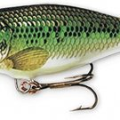 "Rapala Shad Rap 2-3/4"" - 3/16 oz. Baby Bass SR05 BB"