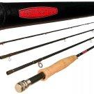 Redington 7wt 10 ft - 4 pc Moss-colored Fly Fishing Rod